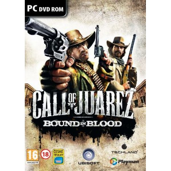 Call of Juarez: Bound in Blood CZ