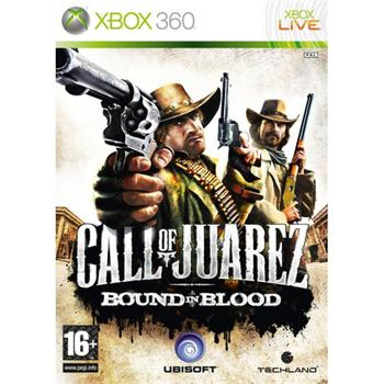 Call of Juarez: Bound in Blood [XBOX 360] - BAZ�R (pou�it� tovar)