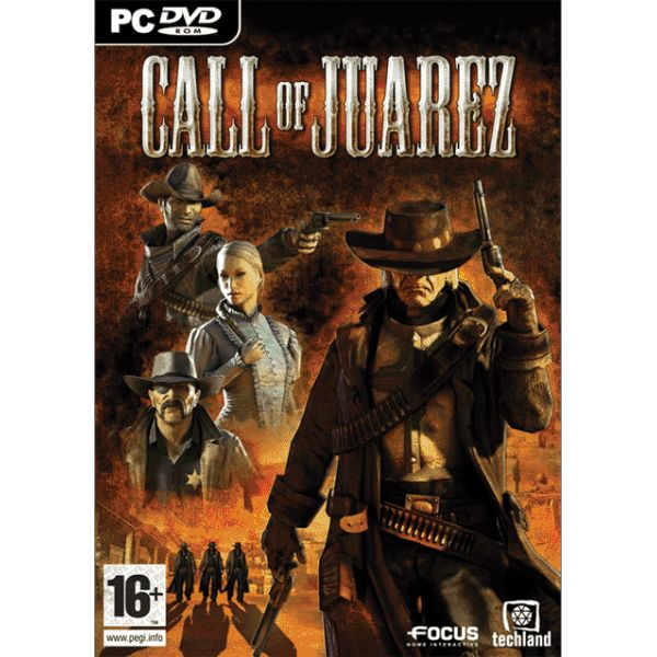 Call of Juarez CZ