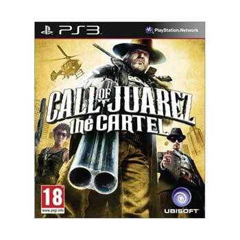 Call of Juarez: The Cartel-PS3 - BAZÁR (použitý tovar)