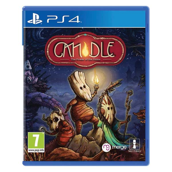 Candle: The Power of the Flame PS4
