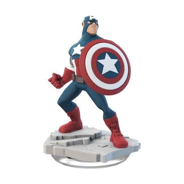 Captain America (Disney Infinity 2.0: Marvel Super Heroes)