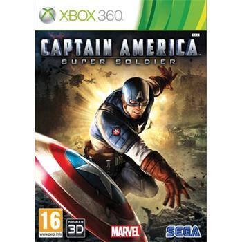 Captain America: Super Soldier [XBOX 360] - BAZÁR (použitý tovar)