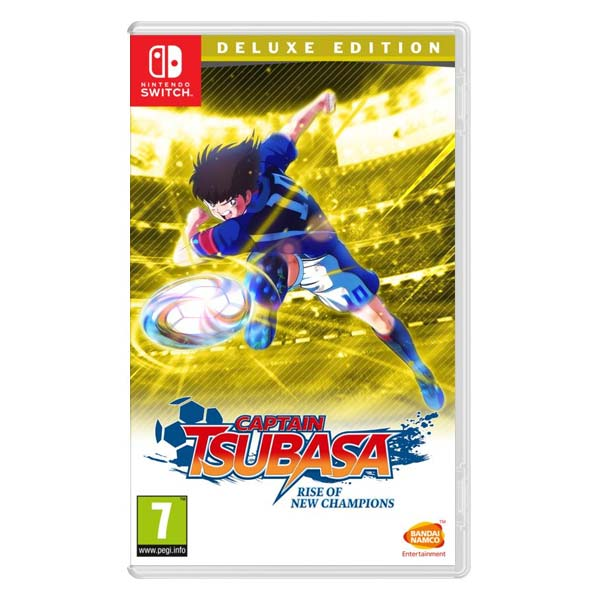 Captain Tsubasa: Rise of New Champions (Deluxe Edition)
