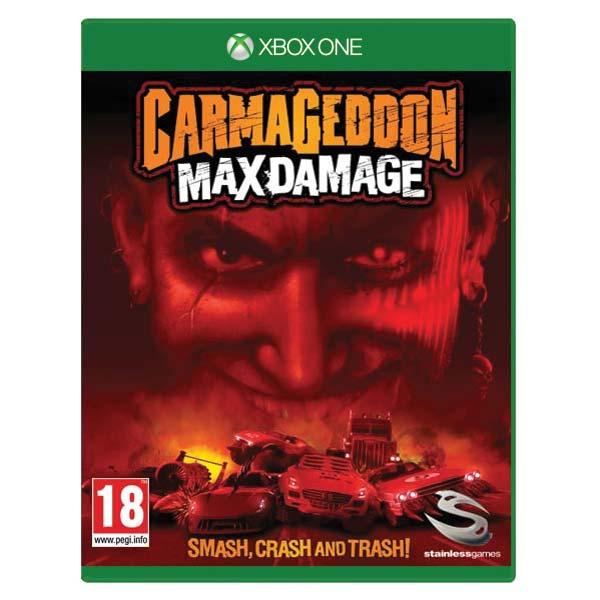 Carmageddon: Max Damage [XBOX ONE] - BAZÁR (použitý tovar)
