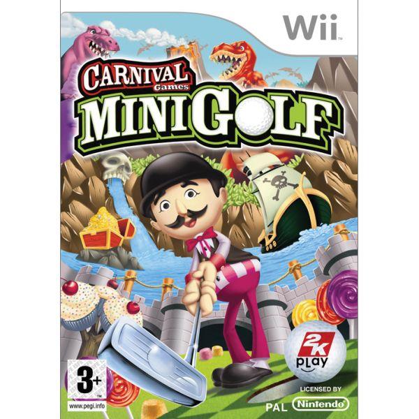 Carnival Games: MiniGolf Wii