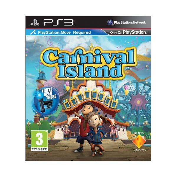 Carnival Island PS3