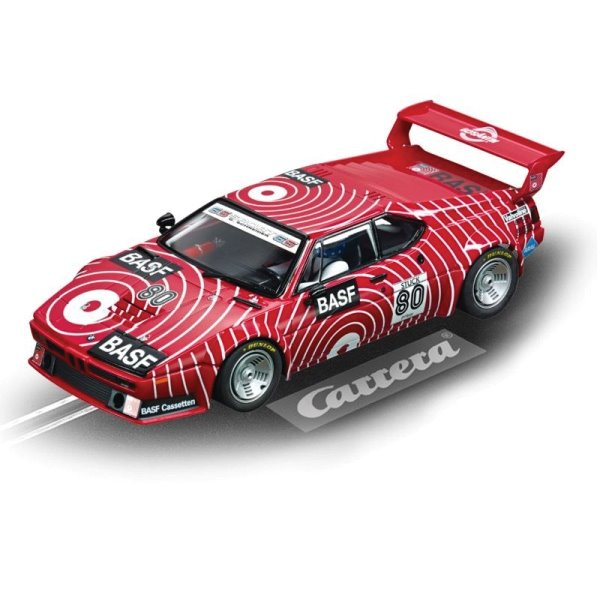 Carrera Digital 124 BMW M1 Procar BASF 1980 23821