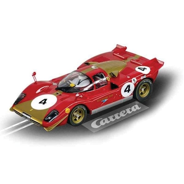 Carrera Digital 124 Ferrari 512S Berlinetta 23798