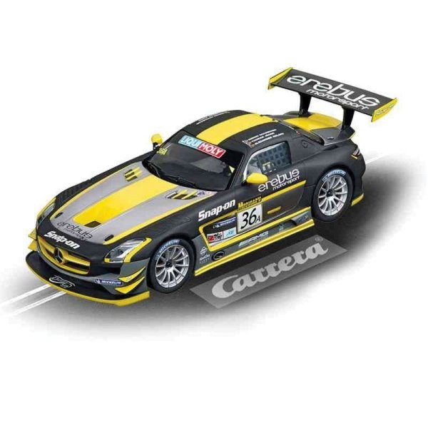 Carrera Digital 124 Mercedes-Benz SLS GT3