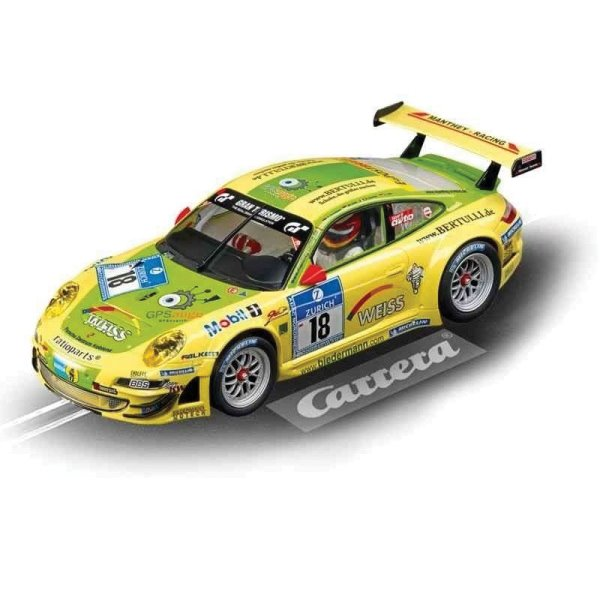 Carrera Digital 124 Porsche GT3 RSR Manthey