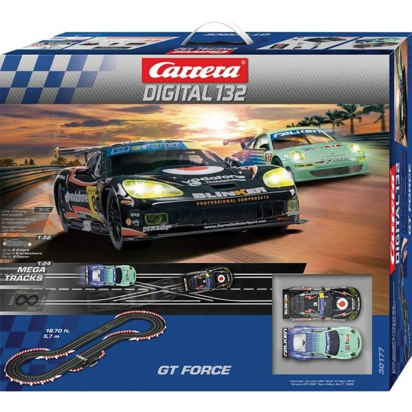 Carrera Digital 132 GT Force 30177