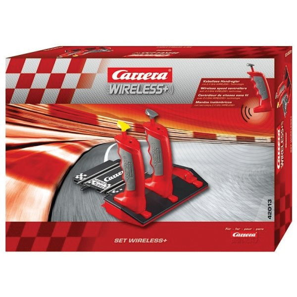 Carrera Digital 143 bezdrôtový ovládač set 2.4 GHz 42013
