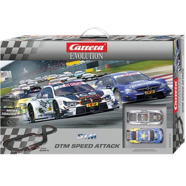 Carrera Evolultion DTM Speed Attack