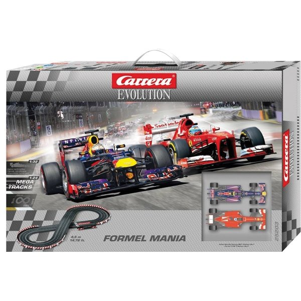 Carrera Evolultion Formel Mania