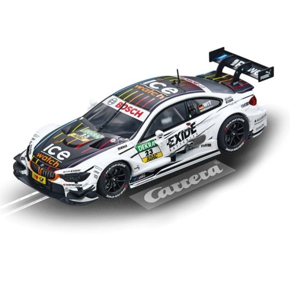 Carrera Evolution BMW M4 DTM 2014