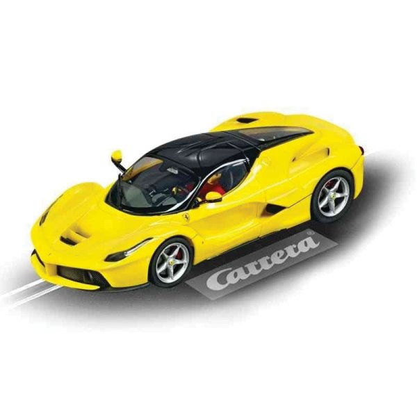 Carrera Evolution La Ferrari (yellow)