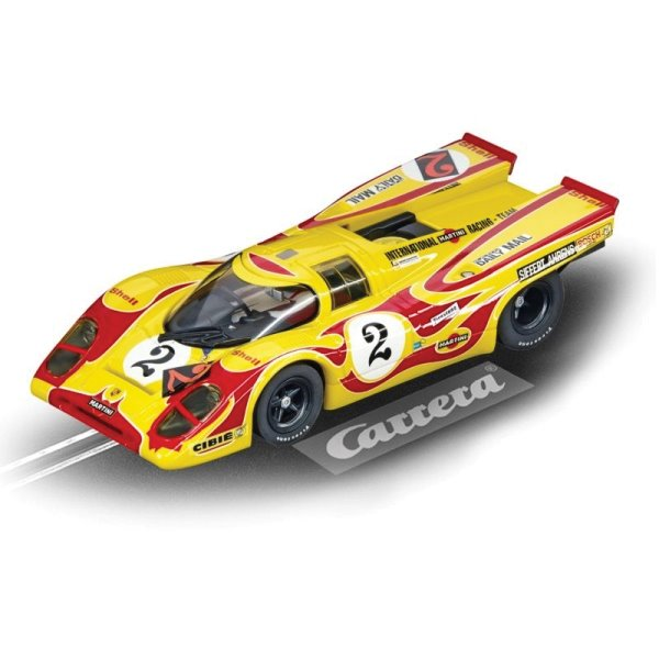 Carrera Evolution Porsche 917K Martini