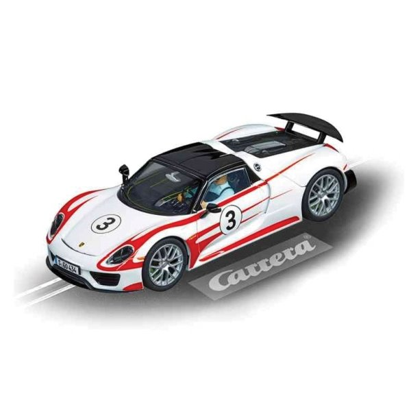 Carrera Evolution Porsche 918 Spyder, No.3