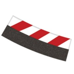 Carrera Evolution vnútorná krajnica k zatáèke 4/15