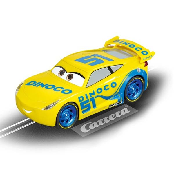 Carrera GO!!! Disney Cars Cruz Ramirez 64083