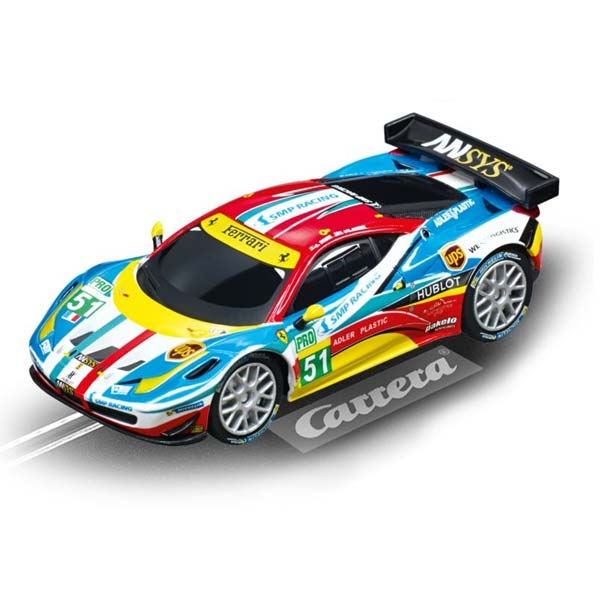 Carrera GO!!! Ferrari 458 Italia GT2 64053