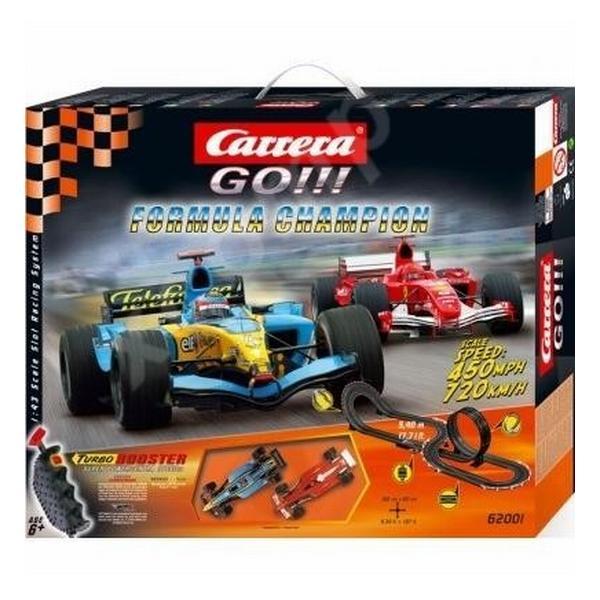 Carrera GO!!! Formula Champion