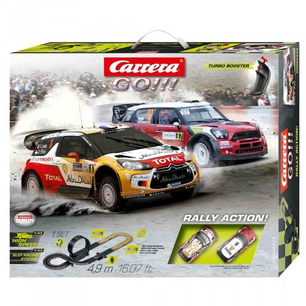 Carrera GO!!! Rally Action 62434
