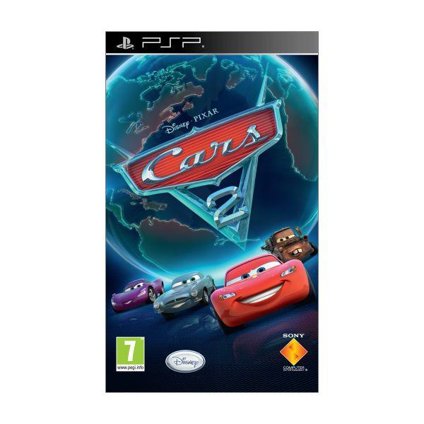 Cars 2 [PSP] - BAZÁR (použitý tovar)