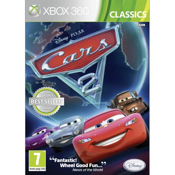 Cars 2 [XBOX 360] - BAZÁR (použitý tovar)