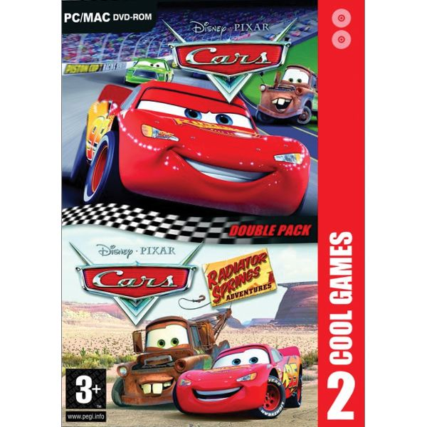 Cars Double Pack PC