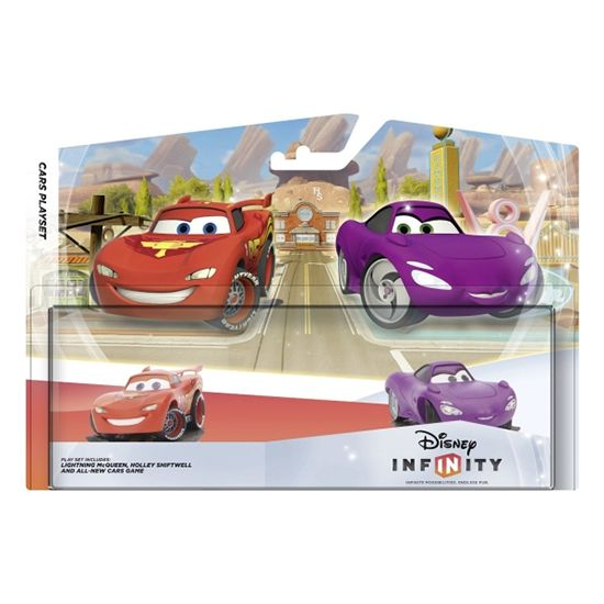 Cars Playset (Disney Infinity)