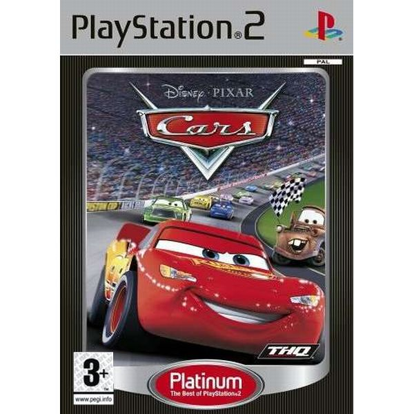 Cars [PS2] - BAZÁR (použitý tovar)
