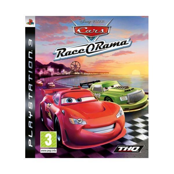 Cars: Race-O-Rama [PS3] - BAZÁR (použitý tovar)