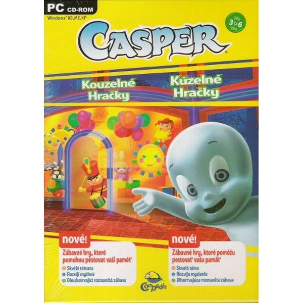 Casper: Kúzelné hraèky SK