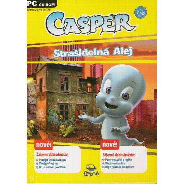 Casper: Strašidelná alej SK