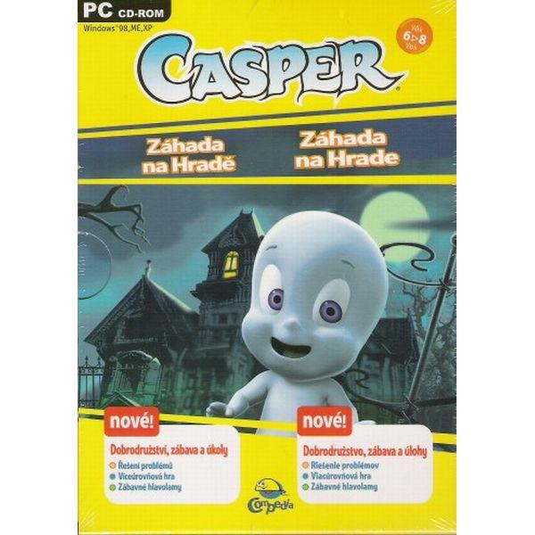 Casper: Záhada na hrade SK