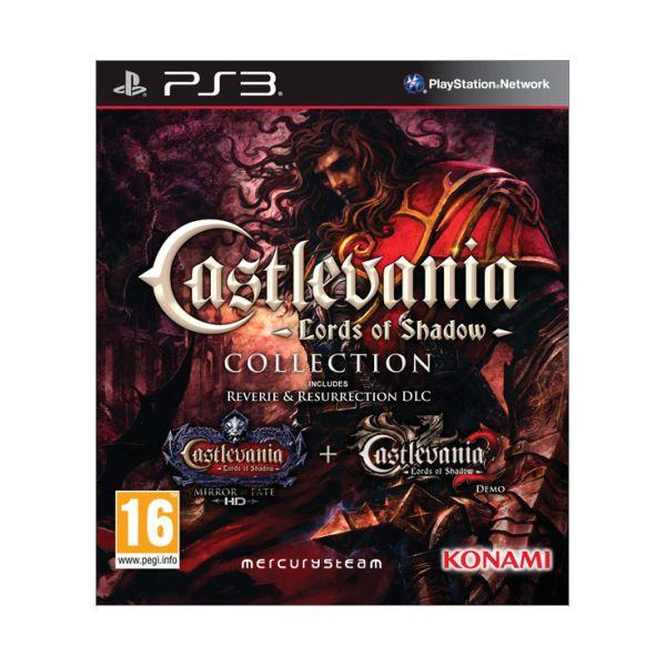 Castlevania: Lords of Shadow Collection PS3 - BAZÁR (použitý tovar)