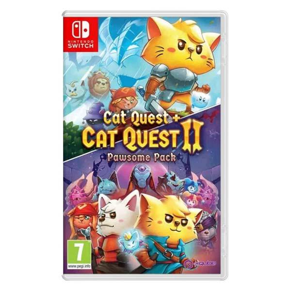Cat Quest + Cat Quest 2 (Pawsome Pack)