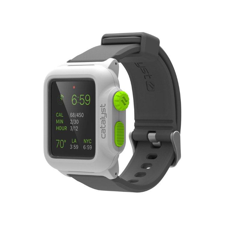 Catalyst Waterproof ochranné puzdro vodeodolné pre Apple Watch 42mm, Green Pop