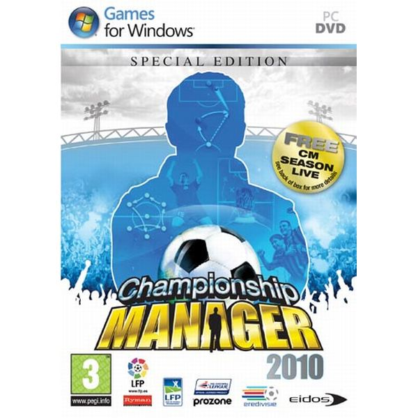 Championship Manager 2010 (Special Edition)