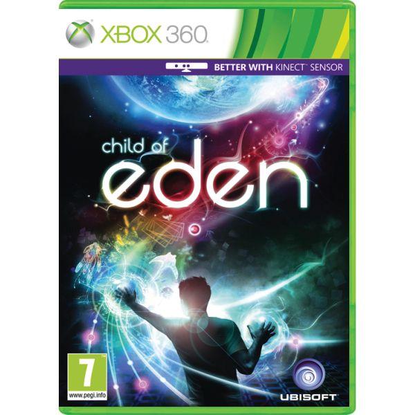 Child of Eden [XBOX 360] - BAZÁR (použitý tovar)