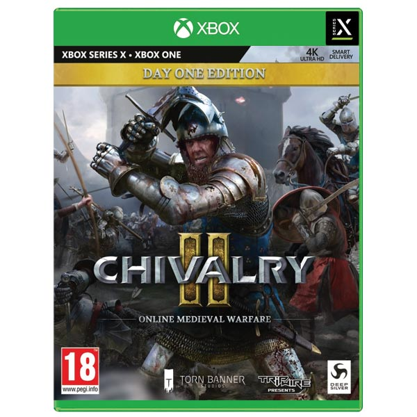 Chivalry 2 (Day One Edition) XBOX ONE