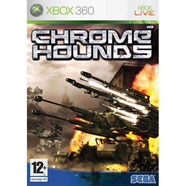 Chrome Hounds XBOX 360