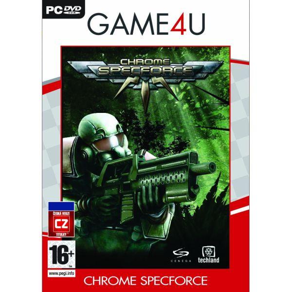 Chrome Specforce CZ