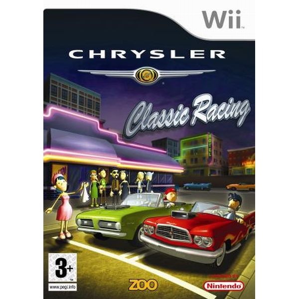 Chrysler Classic Racing Wii
