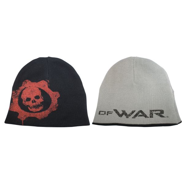 Čiapka Gears of War, black/grey
