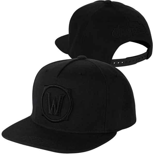 Èiapka World of Warcraft Premium Blackout Logo