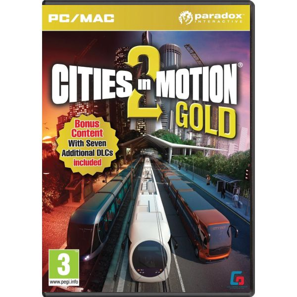 Cities in Motion 2 (Gold)