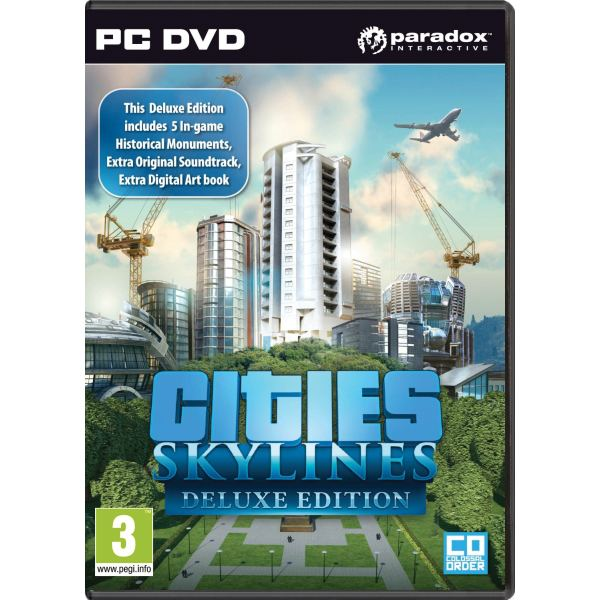 Cities: Skylines (Deluxe Edition)